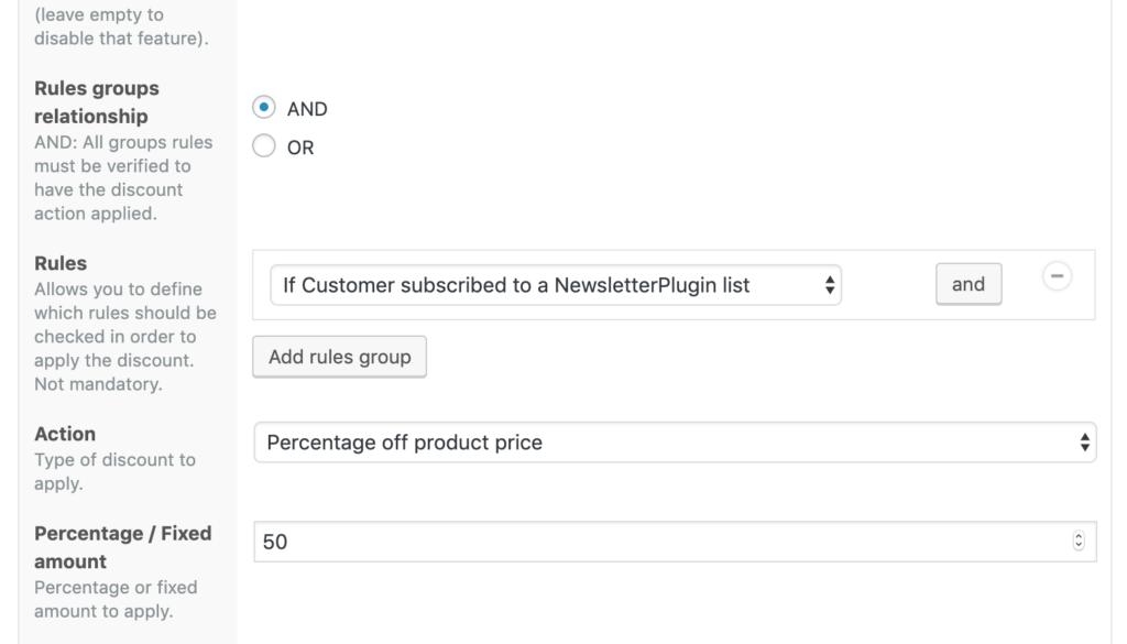 Prelaunch Discount example 02