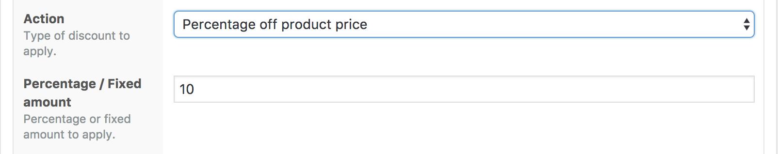 woocommerce quantity discounts