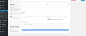 WooCommerce dynamic pricing - customer billing country example 1